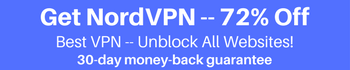 Unblock websites with NordVPN